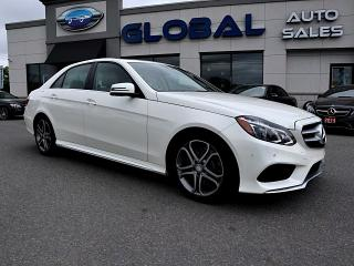 Used 2014 Mercedes-Benz E350 4MATIC Sedan NAVIGATION CAMERA MORE. for sale in Gloucester, ON