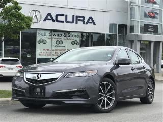 Used 2017 Acura TLX 3.5L SH-AWD w/Tech Pkg for sale in Unionville, ON
