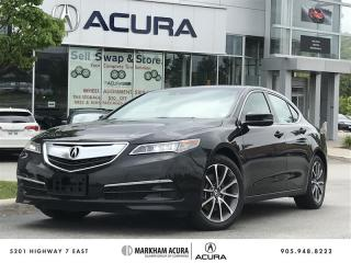Used 2017 Acura TLX 3.5L SH-AWD w/Tech Pkg | Clearout Event - ON SPECIAL!!! for sale in Markham, ON