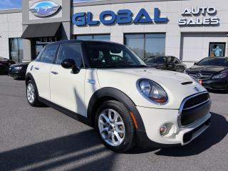 Used 2015 MINI Cooper S 4 DOOR AUTOMATIC PANOR. ROOF for sale in Ottawa, ON
