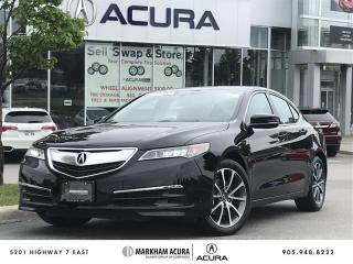 Used 2017 Acura TLX 3.5L SH-AWD - Acura Certified Pre-Owned for sale in Markham, ON