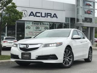 Used 2017 Acura TLX 3.5L SH-AWD - CLEAR OUT | Rearview Camera for sale in Unionville, ON