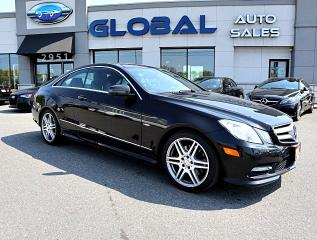 Used 2012 Mercedes-Benz E350 Coupe PANOR ROOF NAV. REV. CAMERA for sale in Gloucester, ON