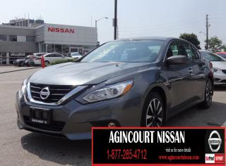 Used 2018 Nissan Altima 2.5 SV |BACKUP CAMERA|BLIND SPOT|HEATED STEERING WHEEL| for sale in Scarborough, ON