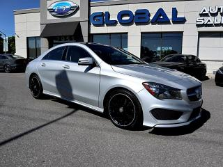 Used 2014 Mercedes-Benz CLA250 4MATIC PANOR. ROOF , REV. CAMERA. ONLY 28 K for sale in Gloucester, ON