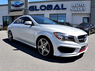 Used 2015 Mercedes-Benz CLA250 4MATIC SPORT NAVIGATION ALLOYS. for sale in Gloucester, ON