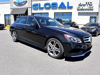 Used 2014 Mercedes-Benz E350 4MATIC Sedan AS CLEAN AS NEW . for sale in Gloucester, ON