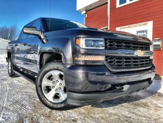 Used 2016 Chevrolet Silverado 1500 Camion de travail cabine multiplace 143, for sale in Drummondville, QC
