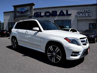 Used 2013 Mercedes-Benz GLK350 4MATIC PREMIUM PANOR ROOF NAV. SAT. RADIO for sale in Gloucester, ON