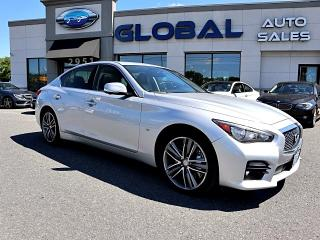 Used 2014 Infiniti Q50 Premium ***SPORT*** AWD NAVIGATION for sale in Ottawa, ON