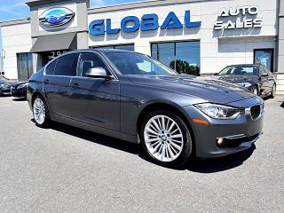 Used 2014 BMW 328i xDrive NAVIGATION BACK UP CAMERA LOW KM. for sale in Gloucester, ON