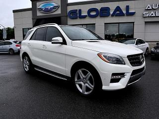 Used 2015 Mercedes-Benz ML 350 BlueTEC 3.0 L DIESEL NAVIGATION 360 CAMERA for sale in Gloucester, ON