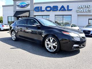 Used 2014 Acura TL ELITE  SH-AWD w/ Advance Pkg for sale in Gloucester, ON