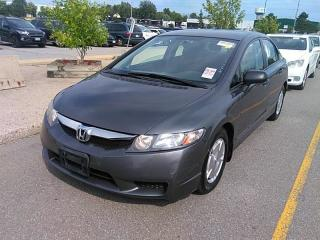 Used 2010 Honda Civic DX-G for sale in Waterloo, ON