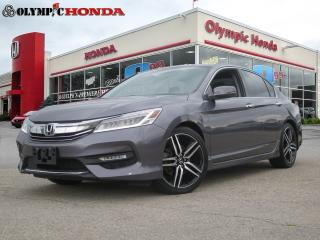 Used 2016 Honda Accord Touring V6 for sale in Guelph, ON