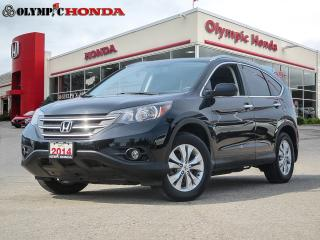 Used 2014 Honda CR-V Touring for sale in Guelph, ON