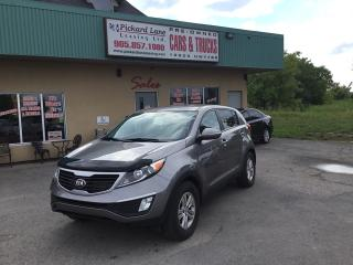 Used 2013 Kia Sportage LX for sale in Bolton, ON