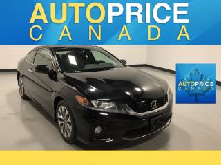Used 2014 Honda Accord EX REAR CAM|MOONROOF|ALLOYS for sale in Mississauga, ON