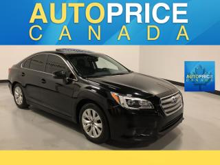Used 2016 Subaru Legacy 2.5i Touring Package MOONROOF|BLIND SPOT AND MORE for sale in Mississauga, ON