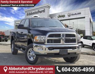 New 2018 RAM 3500 SLT for sale in Abbotsford, BC
