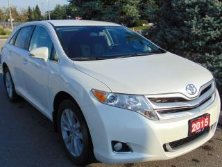 Used 2015 Toyota Venza for sale in Brampton, ON