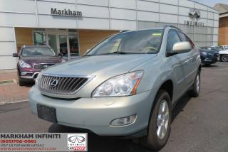 Used 2009 Lexus RX 350 AWD, Leather, Sunroof, Heated Seats. Bluetooth for sale in Unionville, ON
