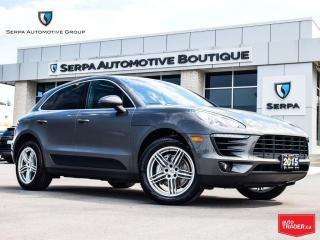 Used 2015 Porsche Macan S for sale in Aurora, ON