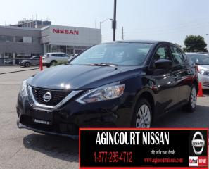 Used 2018 Nissan Sentra 1.8 SV |BACKUP CAMERA|PUSH START BUTTON|FRONT HEATED SEATS for sale in Scarborough, ON