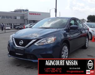 Used 2018 Nissan Sentra 1.8 SV |BACKUP CAMERA|BLUETOOTH|CRUISE CONTROL|FRONT HEATED SEATS for sale in Scarborough, ON