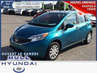 Used 2015 Nissan Versa Note 1.6 Sv Hatch A/c for sale in Gatineau, QC