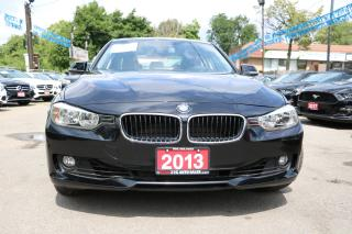 Used 2013 BMW 3 Series 328i xDrive LEATHER SUNROOF ACCIDENT FREE for sale in Brampton, ON