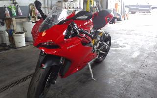 Used 2015 Ducati 899 Panigale for sale in Oakville, ON