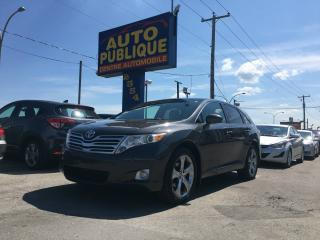 Used 2010 Toyota Venza Familiale V6 4 portes à traction intégra for sale in Laval, QC