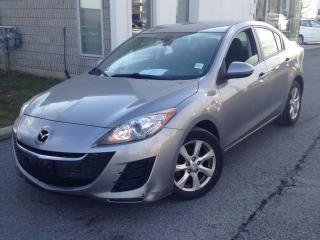 Used 2010 Mazda MAZDA3 GS for sale in Oakville, ON