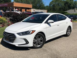 Used 2017 Hyundai Elantra GL-REAR CAM-9KMS-NO ACCIDENTS for sale in Mississauga, ON