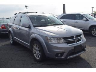 Used 2015 Dodge Journey Rt Awd Cuir Mags 7 for sale in Saint-hubert, QC