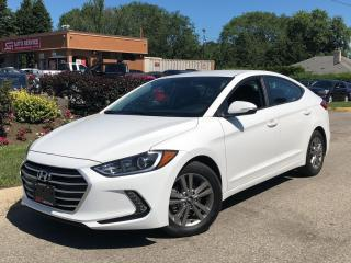 Used 2017 Hyundai Elantra GL-REAR CAMERA-S-8KMS-NO ACCIDENTS for sale in Mississauga, ON