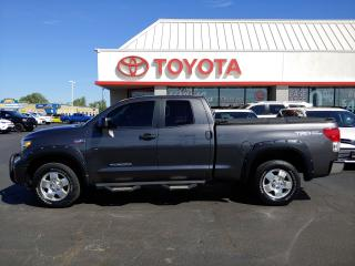 Used 2013 Toyota Tundra TRD DOUBLE CAB 5.7 for sale in Cambridge, ON