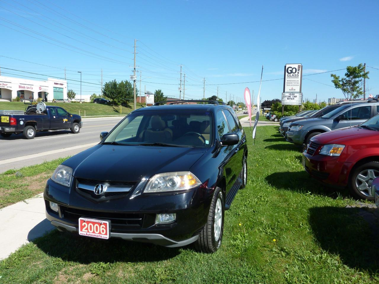 Used 2006 Acura MDX w/Touring Pkg for Sale in Kitchener, Ontario ...