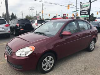 Used 2009 Hyundai Accent AUTO GL for sale in Waterloo, ON