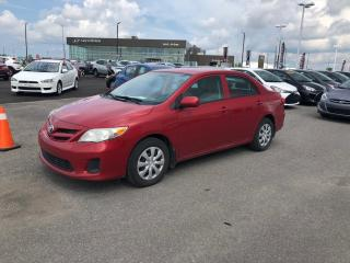 Used 2011 Toyota Corolla A/c Vi for sale in Mirabel, QC
