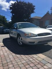 Used 2006 Ford Taurus SE 4 DOOR AUTOMATIC for sale in Bradford, ON