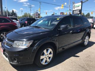 Used 2012 Dodge Journey SXT l No Accidents l Sunroof for sale in Waterloo, ON