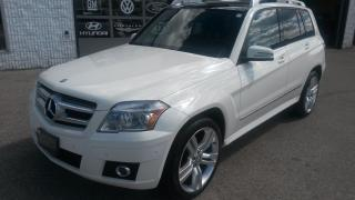 Used 2011 Mercedes-Benz GLK350 GLK 350 for sale in Guelph, ON