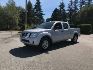 Used 2017 Nissan Frontier SV for sale in Surrey, BC