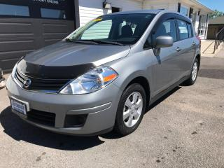 Used 2010 Nissan Versa 1.8 SL for sale in Kingston, ON