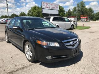 Used 2007 Acura TL W/NAVIGATION PKG for sale in Komoka, ON