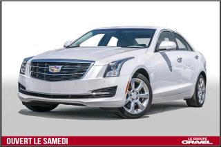 Used 2015 Cadillac ATS 2.0L Turbo Luxury for sale in Ile-des-Soeurs, QC