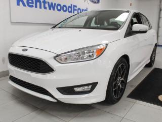 Used 2017 Ford Focus SE with heated seats and a heated steering wheel for sale in Edmonton, AB