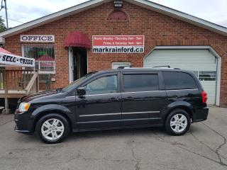 Used 2012 Dodge Grand Caravan Crew for sale in Bowmanville, ON